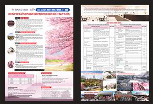 Tour du lịch kết hợp khám chữa bệnh Nhật Bản