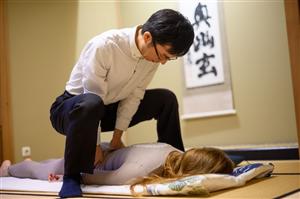 Judo - Đại diện cho Y học cổ truyền Nhật Bản