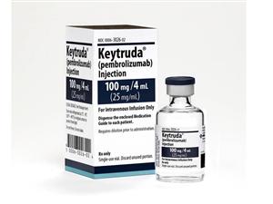 Merck & Co., Keytruda sẽ sớm có được sự chấp thuận chính thức trong chỉ định cho bệnh ung thư bàng quang xâm lấn lớp cơ